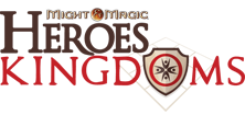 Zurck zur Might &amp; Magic: Heroes Kingdoms-Website